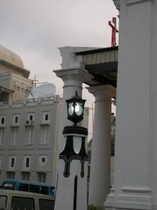 arsitektur gereja blenduk